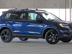 Honda получила патент на название для внедорожной новинки