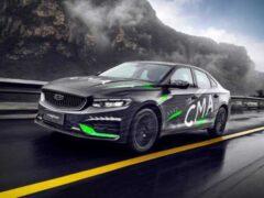 Geely анонсировал новый седан Preface на базе Volvo