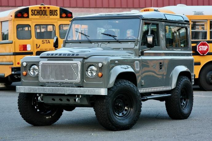 Land Rover Defender 90, Legacy Overland
