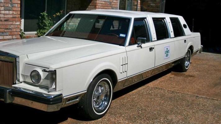 Lincoln Mark VI, 1980 год