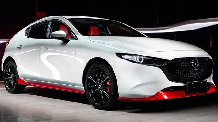 Mazda3 Edition100, спецверсия