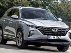 В Сети появились характеристики нового Hyundai Tucson