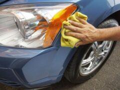 Названы основные способы сберечь внешний вид автомобиля
