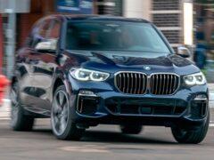 Назван ТОП-10 регионов по продажам BMW сегмента SUV
