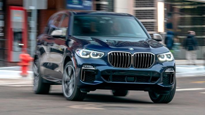BMW Х5, кроссовер
