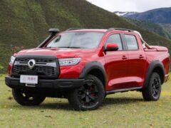 Стартовали продажи бюджетного аналога Toyota Hilux