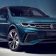 Обновленный кросс Volkswagen Tiguan стал доступен для предзаказа