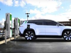 Электрокроссовер Fisker Ocean получит платформу Volkswagen