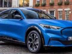 Список новых электромобилей, которые появятся в продаже в 2020 году