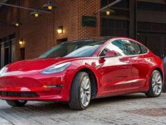 Tesla стала самым любимым автомобилем для своих владельцев