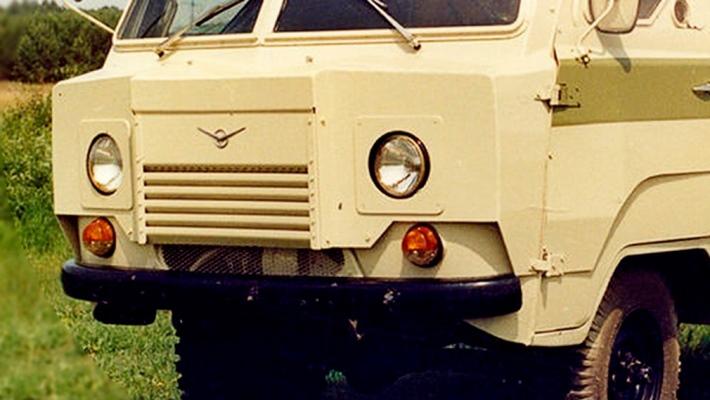 Коналю-330, броневик