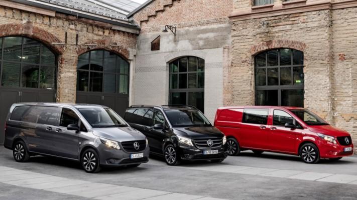 Mercedes-Benz Vito, обновленный