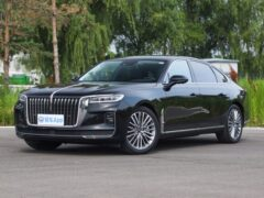 Китайский бренд сообщил цены на Hongqi Н9 — аналог Aurus Senat