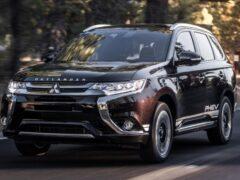 Mitsubishi выводит с европейского рынка три модели кроссоверов
