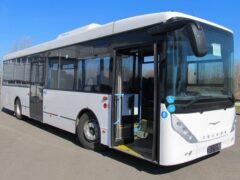 Легендарный Ikarus возвращается с новой моделью автобуса