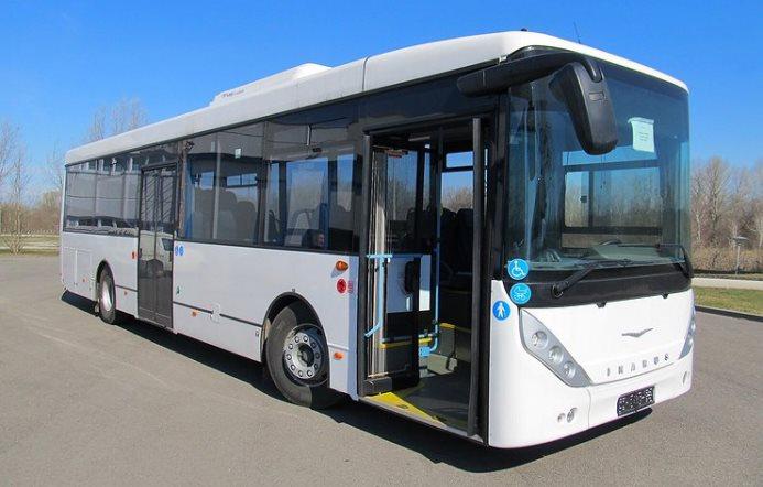 Ikarus, новый автобус