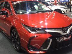 Toyota в 2021 году привезёт в Россию Corolla GR Sport и C-HR GR Sport