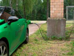 В РФ открылась первая водородная автозаправочная станция