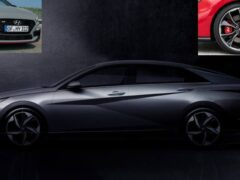 Hyundai готовит к дебюту новую Elantra с пакетом N Line