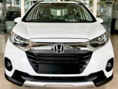 Объявлена дата продаж нового Honda WR-V
