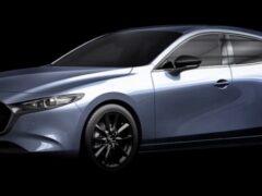 Mazda 3 2.5 Turbo официально представлен для Северной Америки