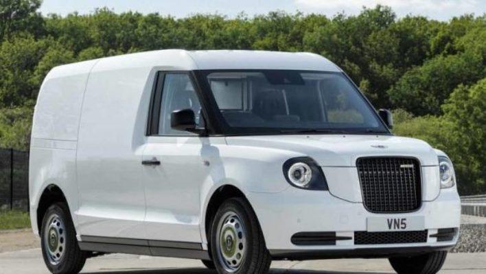 VN5, фургон, бренд LEVC