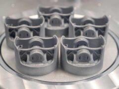 Напечатанные на 3D-принтере поршни Porsche оказались прочнее кованых