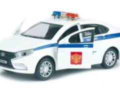 АвтоВАЗ получил ОТТС на 13 спецмодификаций Lada Vesta
