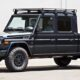 Пикап Mercedes-Benz G-Class выставят на аукцион