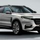 В Сети показали изображения нового кроссовера Honda HR-V