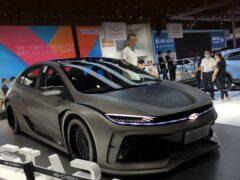 На автосалоне в Чэнду дебютировал седан Chery Arrizo Star