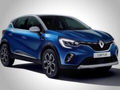 Обновленный Renault Kaptur получил новый силовой агрегат