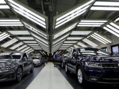 Ажиотаж вокруг Volkswagen ID.4: первая партия разлетелась за сутки