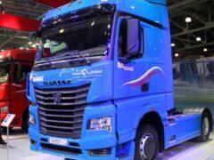 КамАЗ выявил и устранил недостатки тягача нового поколения