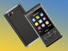 В России появился INOI 249: кнопочный «бабушкофон» за 1490 рублей