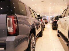 Регионы РФ, лидирующие по количеству продаж новых автомобилей