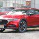 Новый купе-кроссовер Mazda CX-4 стал бестселлером бренда