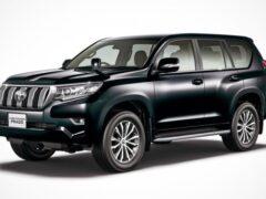 Toyota запустила в производство обновленный Land Cruiser Prado