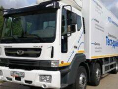 Daewoo Trucks проводит испытания своего грузовика в России
