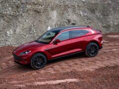 Названы главные конкуренты внедорожника Aston Martin DBX