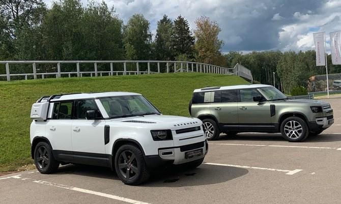 Land Rover Defender, новой генерации