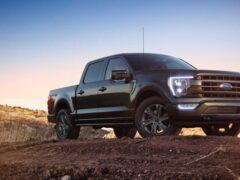 Ford является фаворитом среди автопроизводителей США