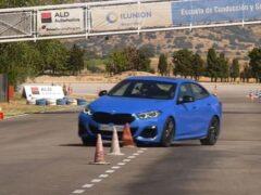 BMW M235i Gran Coupe провалил лосиный тест