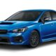 Subaru представила лимитированную спецверсию Subaru WRX