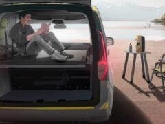 Volkswagen анонсировал выход нового миникемпера Caddy