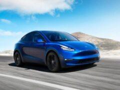 Tesla запустила производство самой доступной версии Model Y
