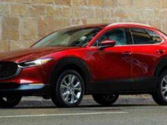Mazda CX-30 получит турбомотор до конца года