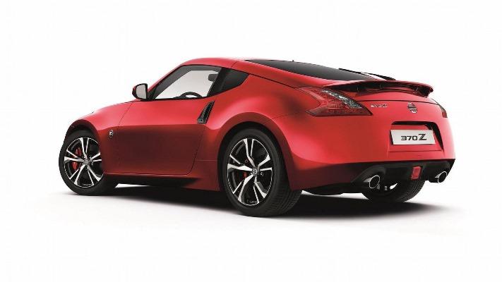 Nissan 400Z, спорткар