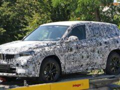 Следующий BMW X1 появится в 2022 году