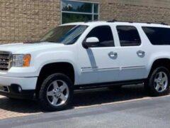 Тюнеры оснастили Chevrolet Suburban дизельным мотором